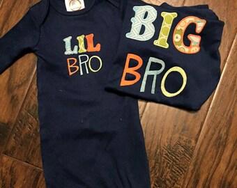 Big Bro Lil Bro set