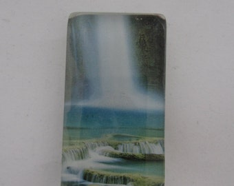 Waterfall Tile Magnet