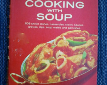 Retro Campbell Soup Cookbook