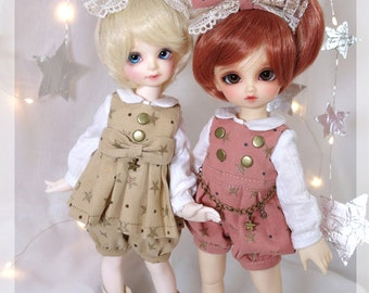 1/6 BJD Dress set For yoSD girl's doll ~Twinkle Twinkle Little Star~