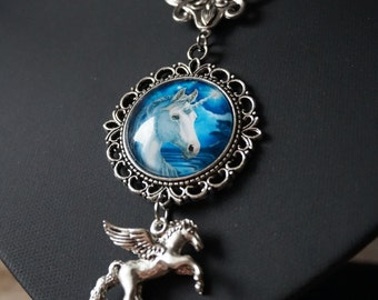 "Necklace ""Unicorn"""