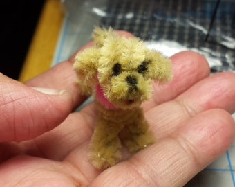 Pipe Cleaner Puppy