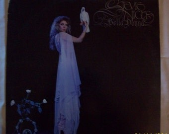Stevie Nicks Belladona Vinyl