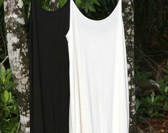 Lace Slip extender for dress or skirt to make longer, cami slip lace bottom