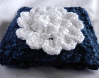 White Rose Cup Cozy