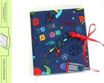 Kids diary poetry album friend book diary rockets