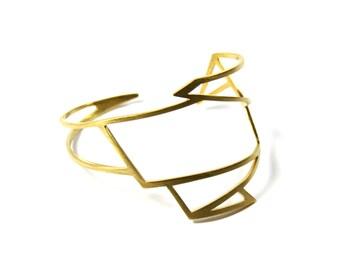"""Chickadee"" Cuff Bracelet"