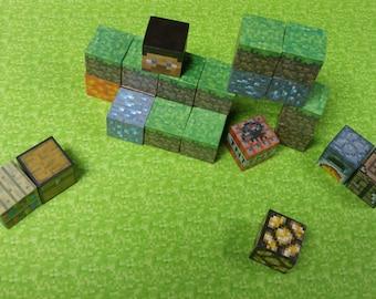 Minecraft Inspired Block Starter Set