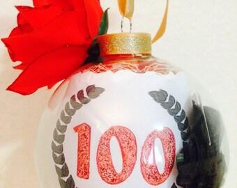 Personalized Birthday Ornament