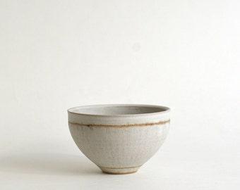 Senmon Cafe au lait Bowl S (White) ; Koji Kitaoka (15005702-W-LW)