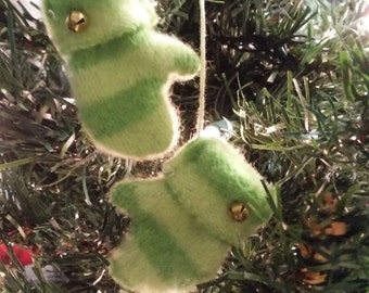 Christmas ornament Mittens (21)