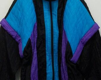 Vintage track jacket 90s - Size M