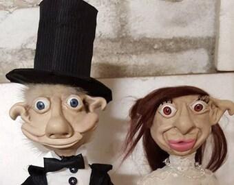 BULFI COUPLE NEWLYWEDS