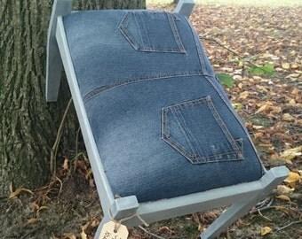 original Jeans stool chair feet