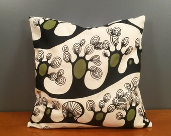 "Pillow cover - Trees - Ikea - Cilla Ramnek - size 16x16"" / 40x40cm (P22)"