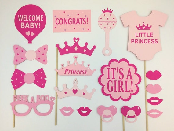 princess theme baby shower girl babyshower little princess photo