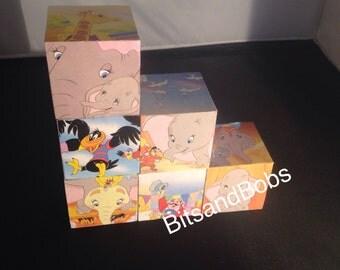 Dumbo nursery blocks