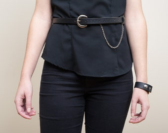 Pocket Chain Belt
