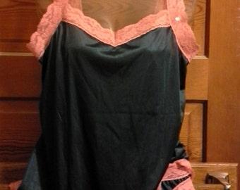 Camisole panties sleep set