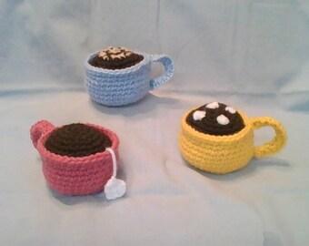 Amigurumi Mini Coffee Mug