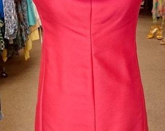 Vintage 1950's Wiggle Dress