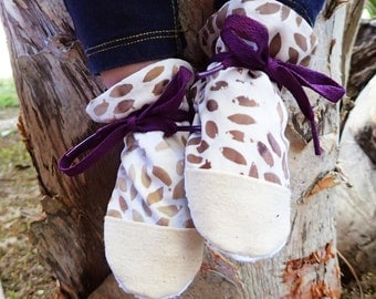 Itty Bitty Baby Booties- The Elise