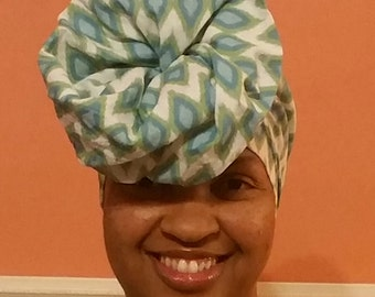 """The """"NO WRAP"""" Pull-On Headwrap"""