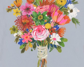 Summer Floral Bouquet