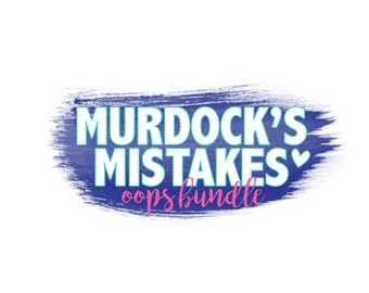 Murdock's Mistakes Bundle || Oops Stickers! || NO COUPON CODES