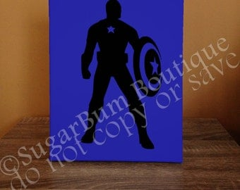 Avengers Wall Art Canvas