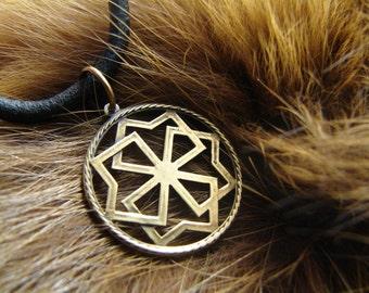 Molvinets Pendant, Ancient slavic amulet, Nordic talisman, Pagan Amulet, Slavic Jewelry, evil protection, protection symbol, Nordic talisman