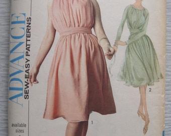 vintage Advance 3474 DRESS sewing pattern