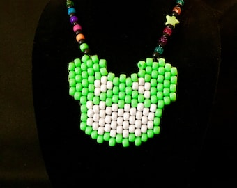 Deadmau5 Beaded necklace!