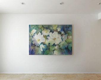 Beautiful flowers - Canvas decor