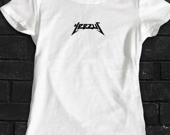 Yeezus tour shirt, Yeezus shirt, Yeezy shirt, Kanye West female shirt