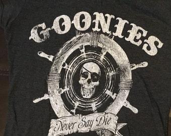 Goonies Never Say Die Custom