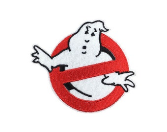 ghostbusters patch Ghosts Masters Patch Embroidered patch movie patch iron on patch cool patch sew on patch iron on patches