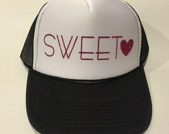 SWEETHEART Trucker  Women's Trucker Hat