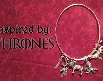 Thrones Inspired Bracelet