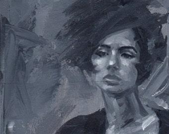 Empty Vessels - Original oil Painting