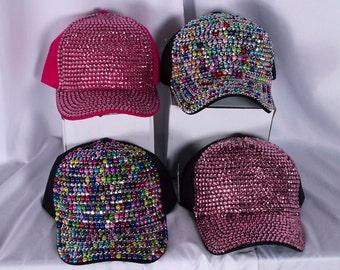 Rhinestone Caps