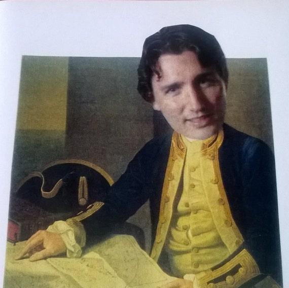 Card - Justin Trudeau Historical