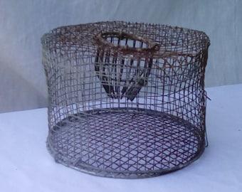 French vintage mousetrap! A humane trap.