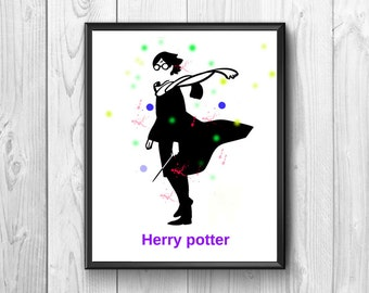Harry Potter, Harry Potter posters, Wall, for boys