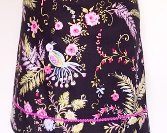 Birdy A - line skirt