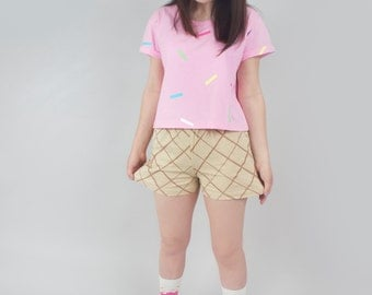 Ice cream pyjama set