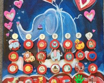 Big Love Calendar