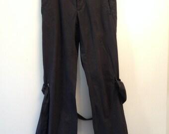 Vivienne Westwood punk bondage trousers in cotton size Italian 46
