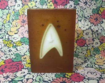 Star Trek Kirk Bar