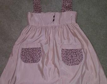 Handmade Girls Size 6 Sun Dresses